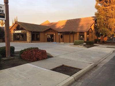 Reedley Commercial For Sale: 1205 11 Th Street
