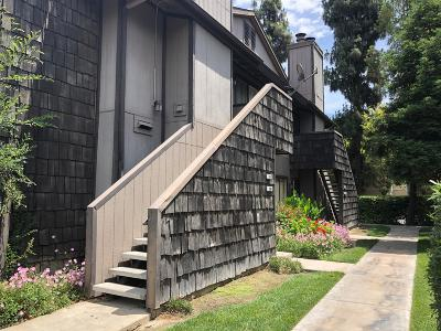 Fresno Condo/Townhouse For Sale: 1190 S Winery Avenue #190