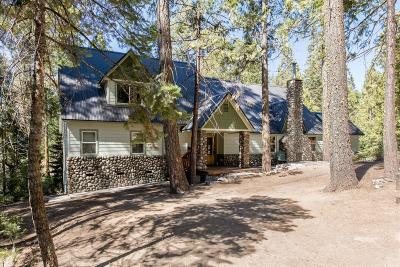 Shaver Lake Single Family Home For Sale: 41505 Sunset Rock Road