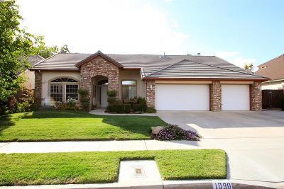 Clovis Single Family Home For Sale: 1090 N Dewitt Avenue