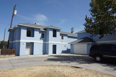 Fresno Multi Family Home For Sale: 1206 Tulare Street