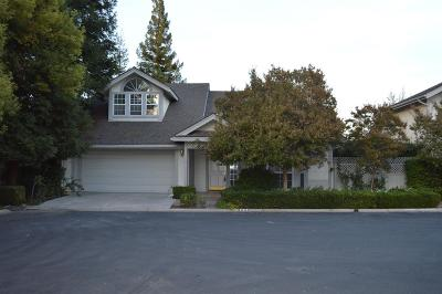 Fresno CA Condo/Townhouse For Sale: $320,000