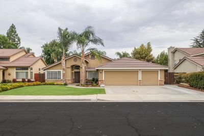 Clovis Single Family Home For Sale: 2569 Beverly Avenue