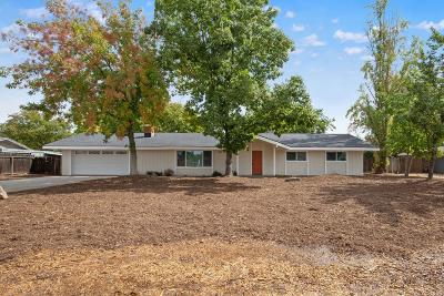 Madera Single Family Home For Sale: 12149 Cranberry Road