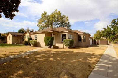 Fresno Single Family Home For Sale: 3347 E Hammond Avenue