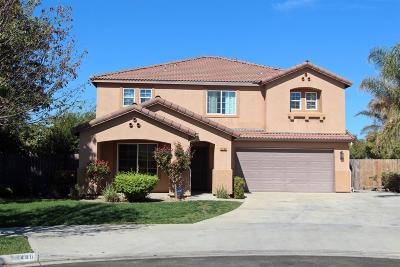 Hanford Single Family Home For Sale: 1460 Bella Oaks Way
