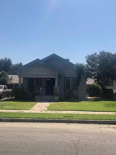 Clovis, Fresno, Sanger Multi Family Home For Sale: 1446 E Englewood Avenue
