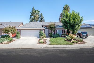 Clovis Single Family Home For Sale: 613 N Homsy Avenue