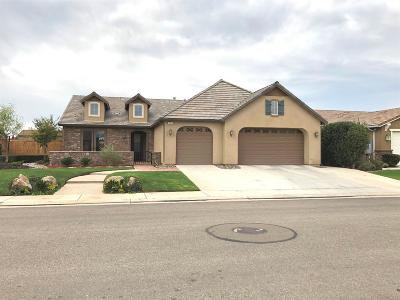 Clovis Single Family Home For Sale: 1052 Graybark Avenue