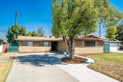 Hanford Single Family Home For Sale: 1108 W Water Street