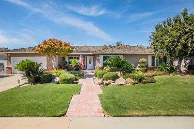 Fresno Single Family Home For Sale: 5773 N Prospect Avenue