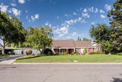 Fresno Single Family Home For Sale: 2210 W Spruce Avenue