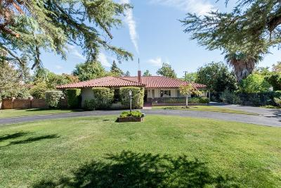 Fresno Single Family Home For Sale: 4630 N Del Mar Avenue