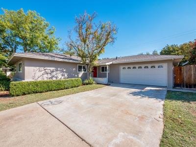 Fresno Single Family Home For Sale: 4816 N Crystal Avenue