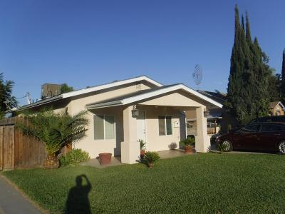 Reedley Single Family Home For Sale: 1534 F Street
