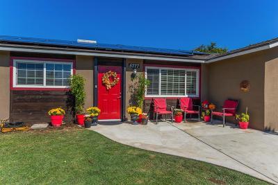 Single Family Home For Sale: 5777 E Bernadine