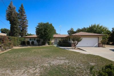 Reedley Single Family Home For Sale: 622 W Palm Avenue