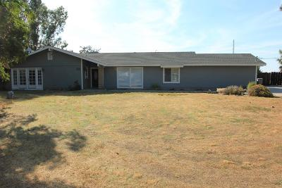 Clovis Single Family Home For Sale: 10737 N Purdue Avenue