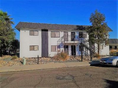Porterville Multi Family Home For Sale: 697 W Putnam Avenue