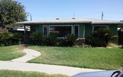 Coalinga Single Family Home For Sale: 276 E Durian Avenue