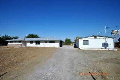 Sanger Single Family Home For Sale: 2000 N Newmark Avenue