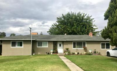 Madera Single Family Home For Sale: 27231 Parkwood Avenue