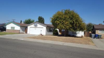 Clovis Single Family Home For Sale: 2537 Harvard Avenue