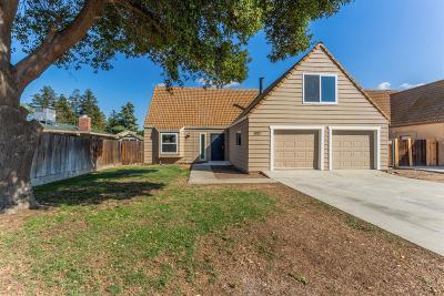 Clovis Single Family Home For Sale: 3021 Sylmar Avenue