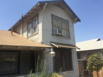 Reedley Single Family Home For Sale: 1359 J Street