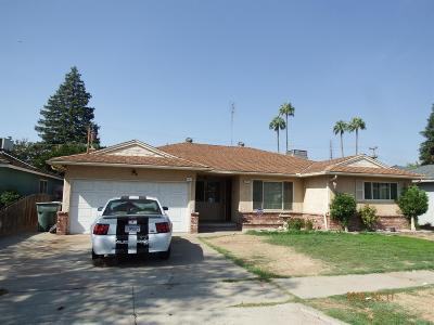 Fresno Single Family Home For Sale: 4661 N Fisher Street