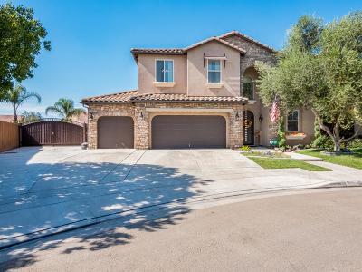 Fresno Single Family Home For Sale: 6133 N Caspian Avenue