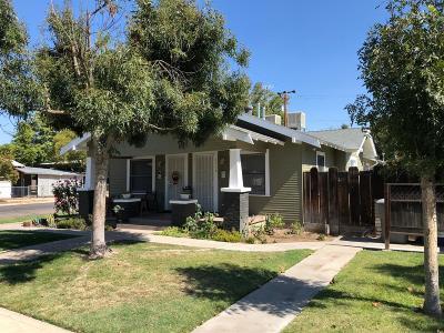 Fresno Multi Family Home For Sale: 1394 N Del Mar Avenue