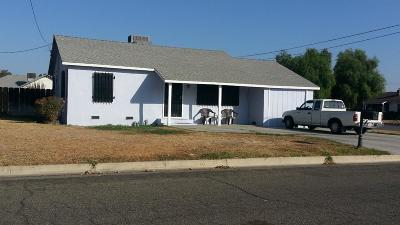 Madera Single Family Home For Sale: 205 Amerine Avenue