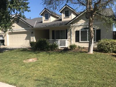 Hanford Single Family Home For Sale: 3077 N Yale Way