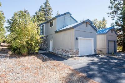 Shaver Lake Single Family Home For Sale: 40663 Silvertip Lane
