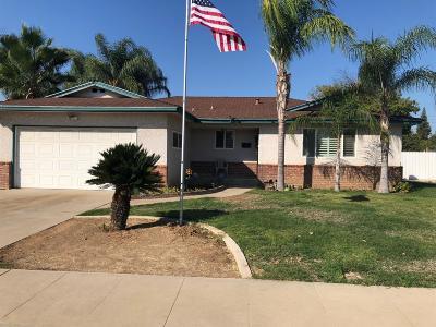 Clovis Single Family Home For Sale: 2962 Paula Drive