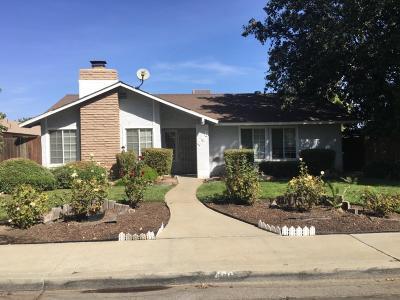 Coalinga Single Family Home For Sale: 460 W Houston Street