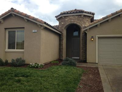 Madera Single Family Home For Sale: 1393 De Ann Cove