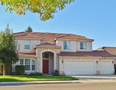 Clovis Single Family Home For Sale: 2674 Finchwood Avenue