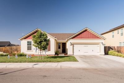 Single Family Home For Sale: 6856 E Saginaw Way
