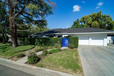 Fresno Single Family Home For Sale: 767 E Santa Ana Avenue