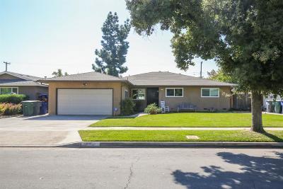 Fresno Single Family Home For Sale: 743 E Sample Avenue