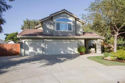 Clovis Single Family Home For Sale: 2599 Scott Avenue