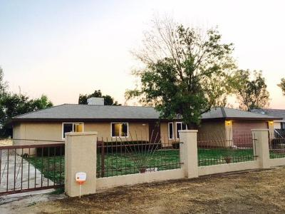 Madera Single Family Home For Sale: 16795 Harper Boulevard