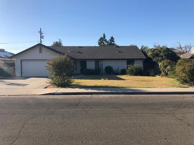 Selma CA Single Family Home For Sale: $244,500