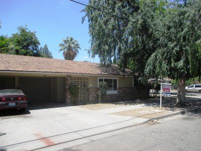 Fresno Multi Family Home For Sale: 2667 N College Avenue
