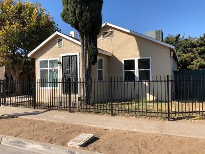 Fresno Single Family Home For Sale: 240 S Chestnut Avenue
