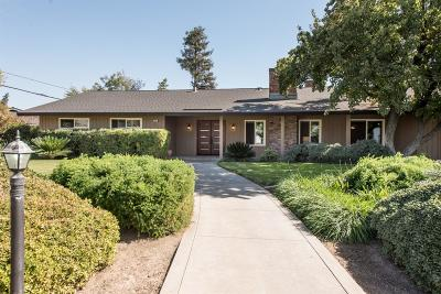 Fresno Single Family Home For Sale: 8311 E Sanders Court