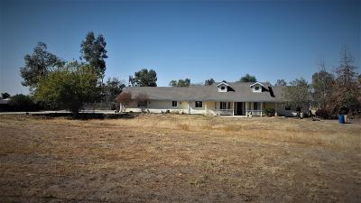 Madera Single Family Home For Sale: 16180 Monreal Road