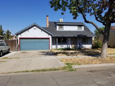Single Family Home For Sale: 2315 E Santa Ana Avenue